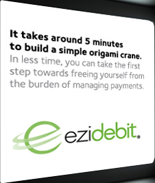 Ezidebit Direct Mail