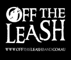 Off The Leash band branding