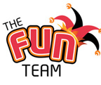The Fun Team website design