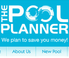 The Pool Planner website directory design with listing database - www.thepoolplanner.com.au