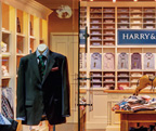 Harry and Paul Designer Menswear Website Design and Online Shop