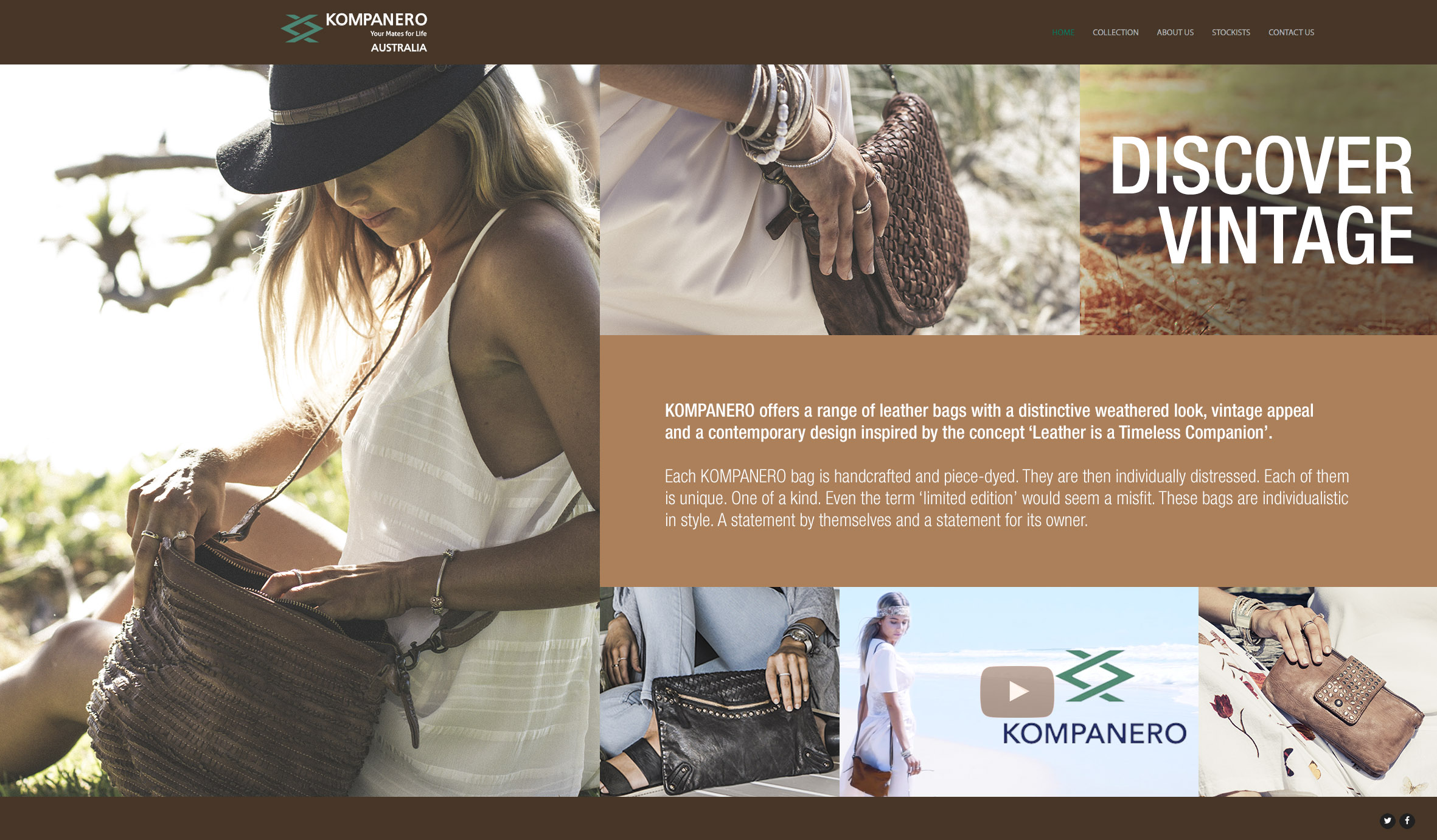 Kompanero Australia website launch