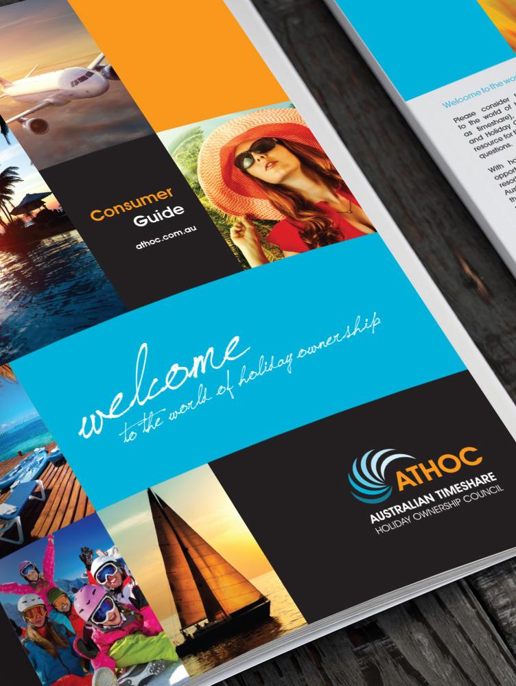 ATHOC Brochure Design