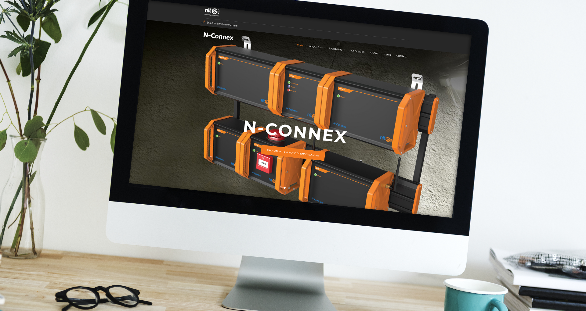 N-Connex for NLT Micro Site - nconnex.com