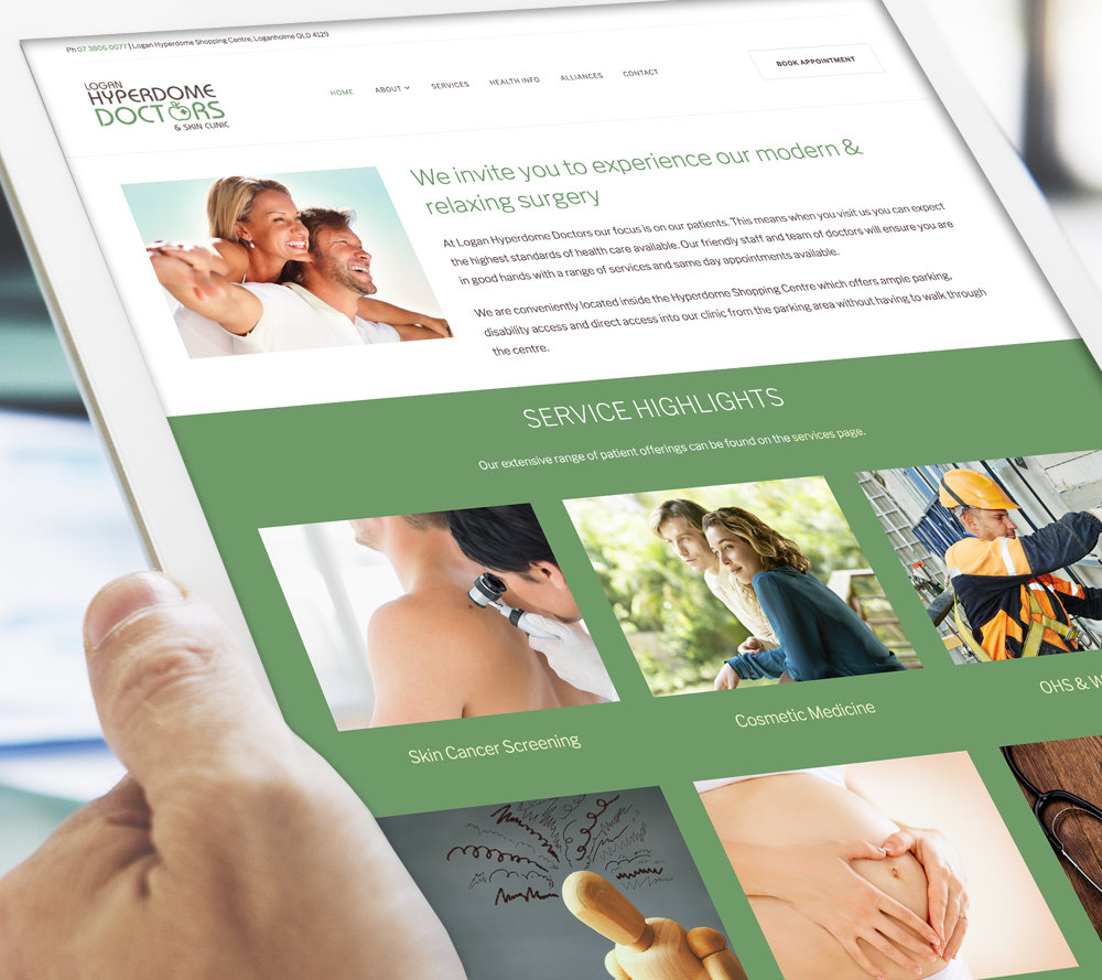 website-designer-doctors